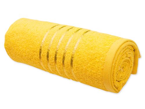 Geltonas rankšluostis