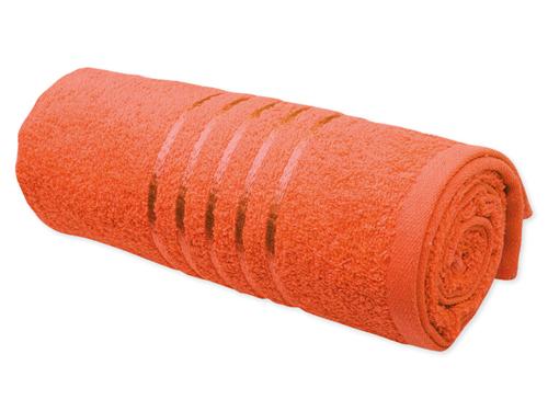 Oranžinis rankšluostis