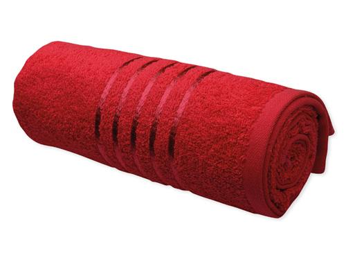 Raudonas rankšluostis