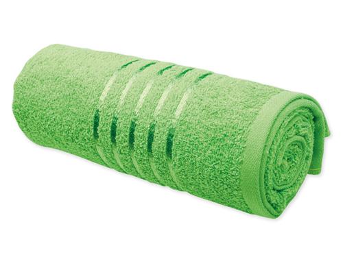 Žalias rankšluostis