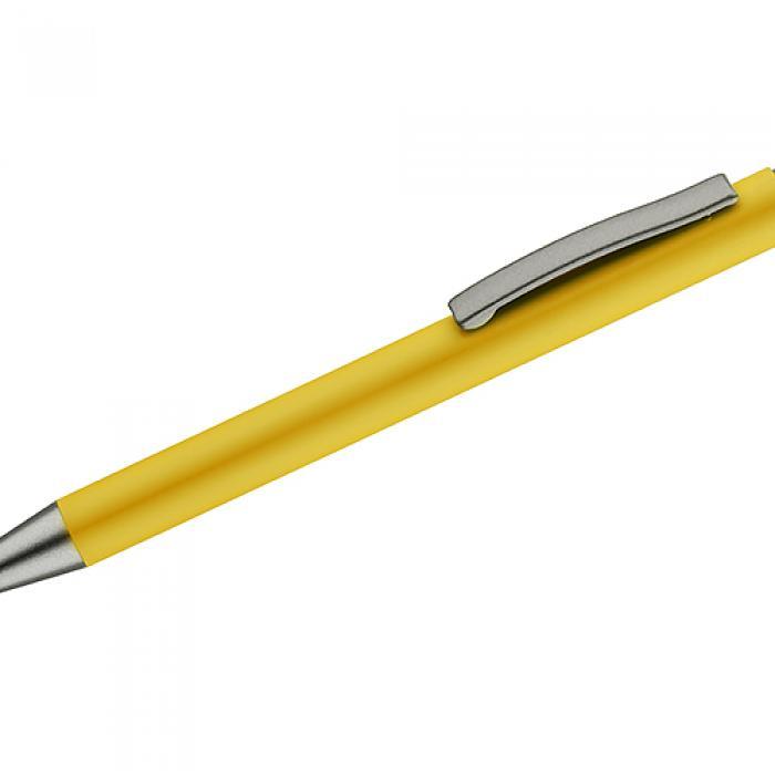 Geltonas gumuotas tušinukas