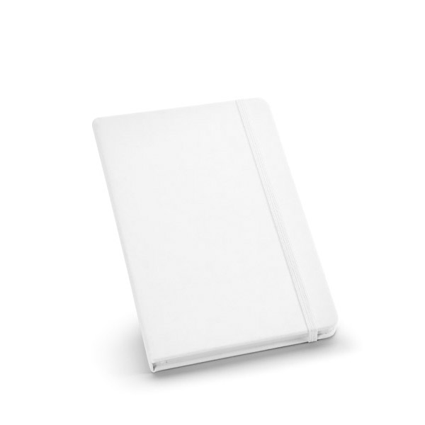 Balta užrašų knygelė