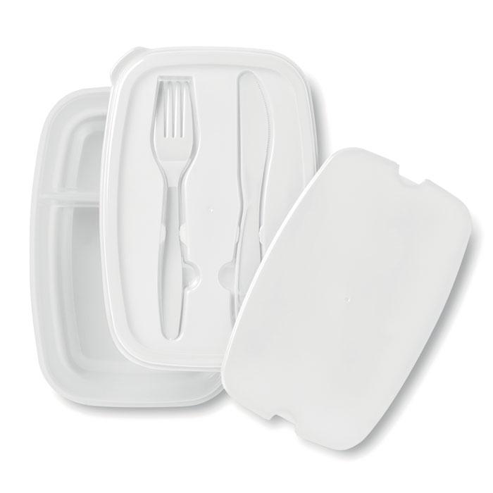 Balta dėžutė maistui