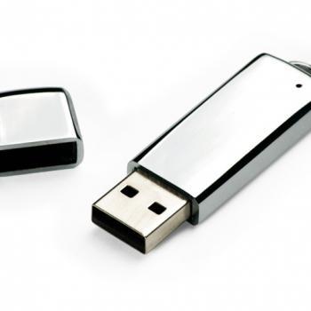 Metalinė USB