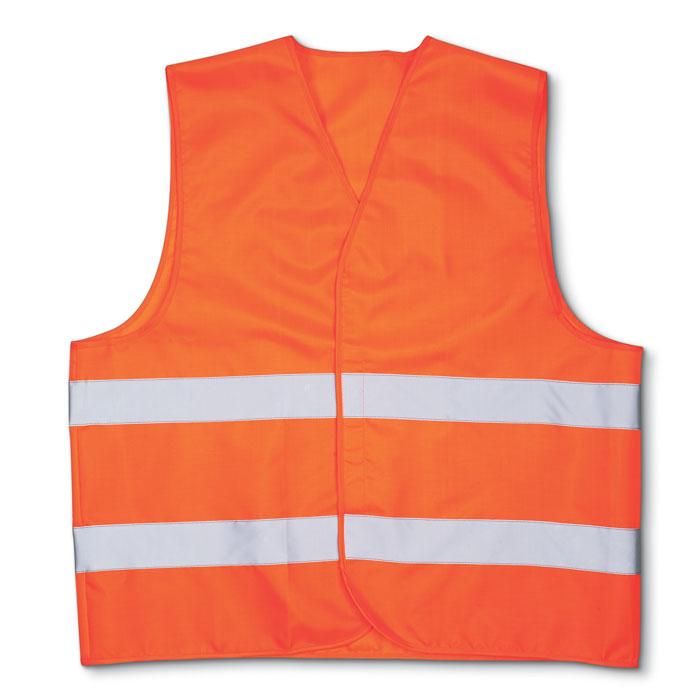 Oranžinė atšvaitinė liemenė