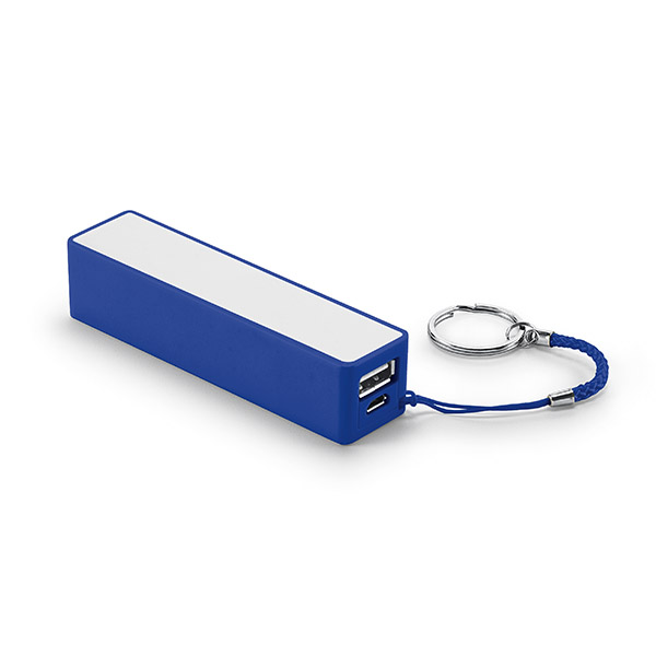 Mėlyna baterija 2000 mAh