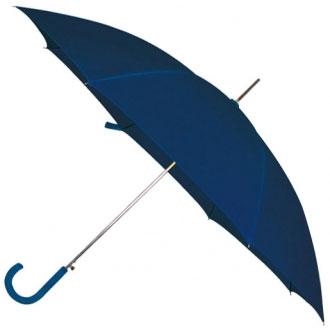 Tamsiai mėlynas skėtis