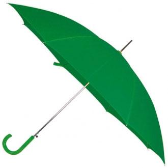 Žali skėčiai