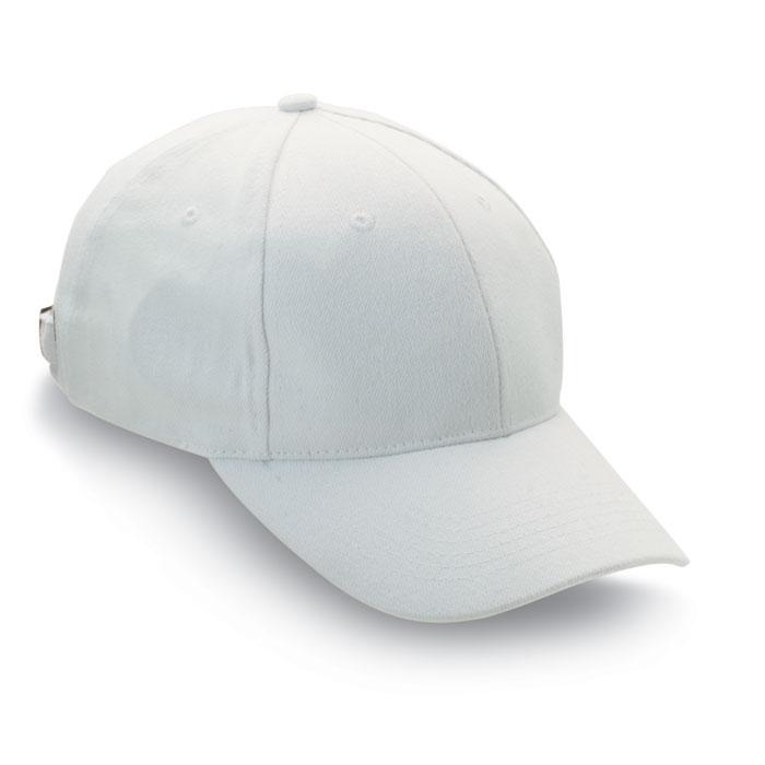 Balta kepurėlė