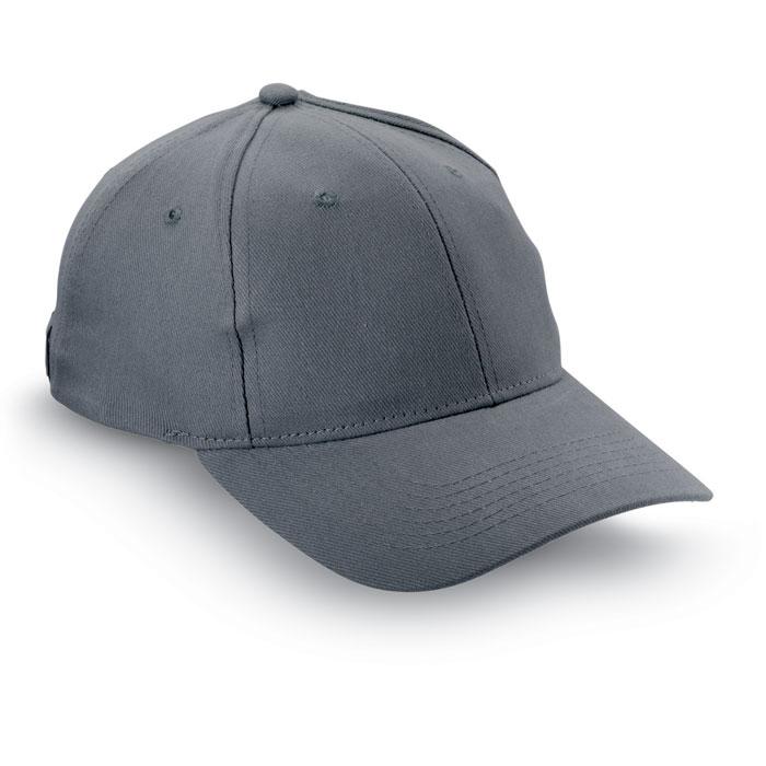 Pilka kepurėlė su snapeliu