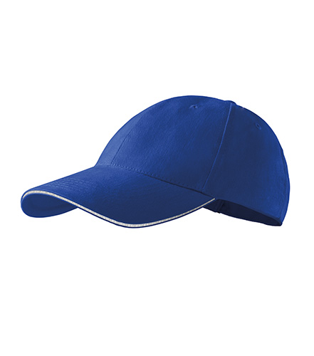 Royal mėlyna kepurėlė