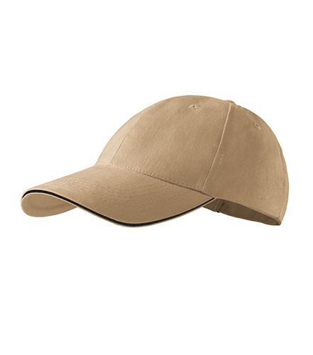 Smėlio spalvos kepurėlė
