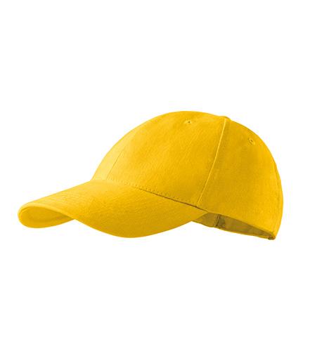 Geltona kepurėlė