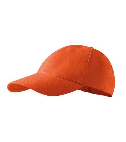 Oranžinė kepurėlė
