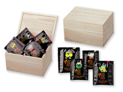 Dėžutė su arbata