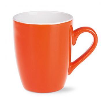 Puodelis oranžinis
