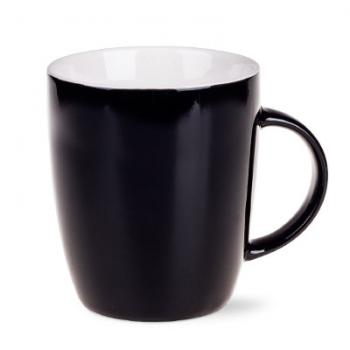 Juodas puodelis