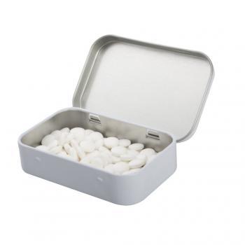 Mėtiniai saldainiai dėžutėje