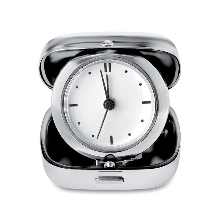 Kelioninis laikrodis su žadintuvu