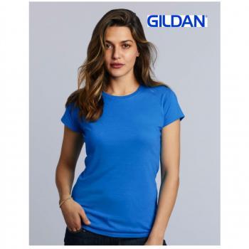 Moteriški marškinėliai reklamai