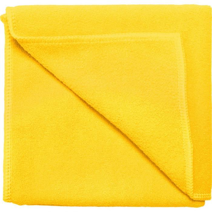 Rankšluostis geltonas