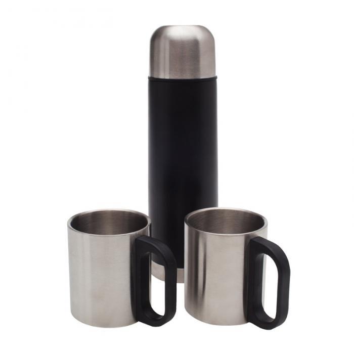Termosas su puodeliais