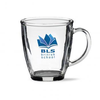 Stiklo puodelis