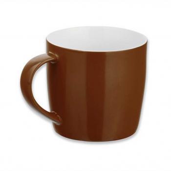 Rudas puodelis 1