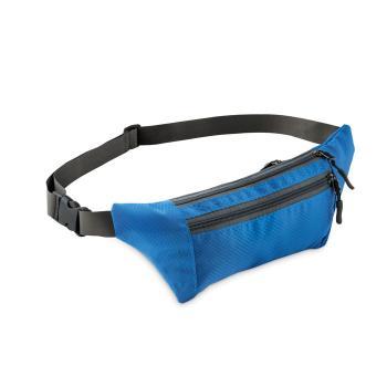 Mėlynas juosmens krepšys