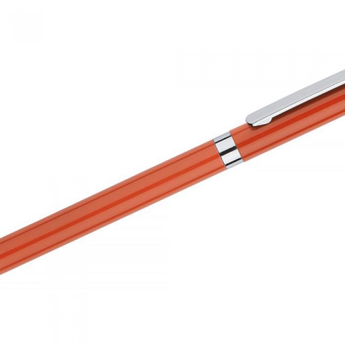 Oranžinis gelinis rašiklis
